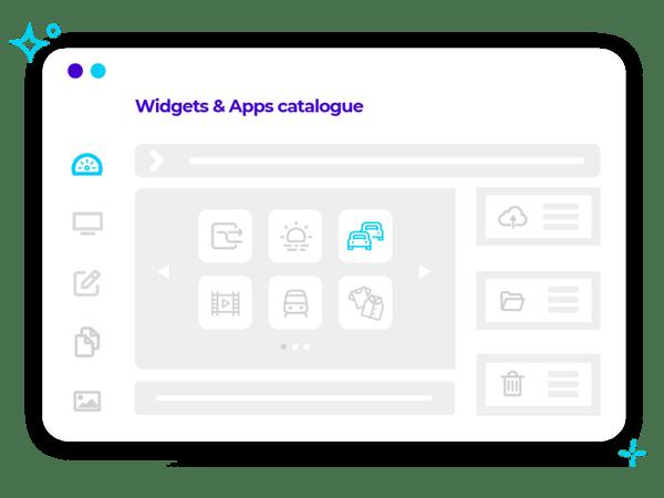 widget et app heafer v4
