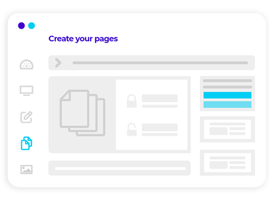 HP create you page