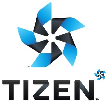 logo samsung tizen